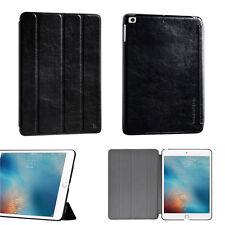 Hoco Leder Cover für Apple iPad Air 1 Schutz Hülle Tasche Tablet Case schwarz