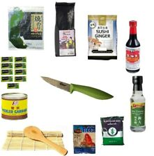 Sushipaket 20tlg. >Sparen Sie!< Starter Sushi Set sushiset Starterpaket Sushikit