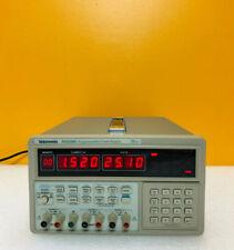 Tektronix Ps2520g 126 Watt Gpib Triple Output Dc Power Supply Tested