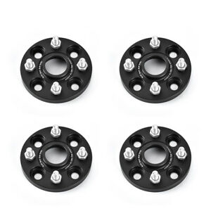 4 Pc 20mm Hubcentric 4x100 56.1 Wheel Spacers for Honda Civic Si 1983-2005 City