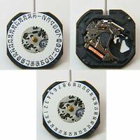 VX42E Quartz Watch Movement Date At 3' At 6' Watch Plate Replacement Accessories