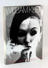 William Klein Signed First Edition In and Out of Fashion Photography Hardcover