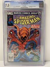 Amazing Spider-Man #238A Tattooz Included CGC 7.5 1983 1174868001 1st Hobgoblin!