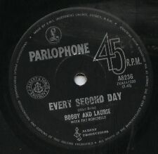 """BOBBY AND LAURIE    Rare 1966 Oz Only 7"""" OOP Beat Rock Single """"Every Second Day"""""""