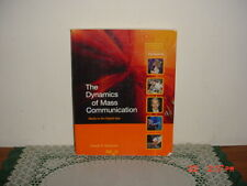 Dynamics of Mass Communication: Media in the Digital Age/Dominick/9th/FREE SHIP!