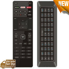 New XRT500 for Vizio Smart TV Remote Control with Keyboard Qwerty LED Back Light