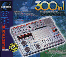 300-In-One Electronic Project Lab (Elenco MX908) Ages 10 and Up