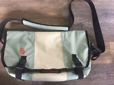 Timbuk2 Laptop Command Messenger Bag - Mint Green/ Cream Used in great shape!