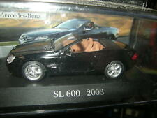 1:43 Ixo Mercedes-Benz SL 600 2003 VP