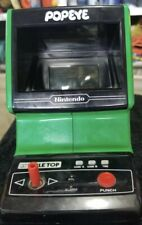 Nintendo Popeye Tabletop Game And Watch Arcade