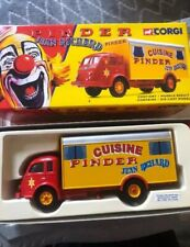 Corgi 71402 Renault Faineant Fourgon Cuisine Truck - Pinder Circus Diecast 1.50