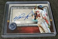 David Ortiz 2020 Topps Museum Collection Superstar Showpieces Auto 23/25