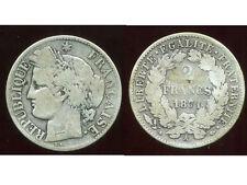 2 FRANCS  CERES  1871 A    grand A   (1)