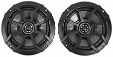 Kicker 43CSC654 CSC65 6.5-Inch Coaxial Speakers, 4-Ohm NEW