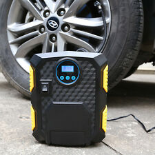Nuevo Digital 12V 100 PSI Inflador de Neumáticos Coche Camioneta Bici Electrico Compresor de Aire Bomba