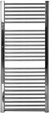 Scaldasalviette Radiatore Termoarredo Design Cromo cm. 150 x 45 int. 40 cm