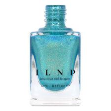 ILNP Sail Away - Vivid Turquoise Ultra Holographic Nail Polish