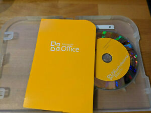 Microsoft Office 2010 Professional Plus - DVD + LICENZA ORIGINALE