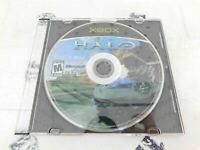 Halo (Microsoft Xbox) Cleaned, Tested, Disc-Only