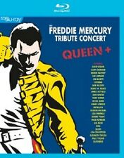 BOWIE/SLASH/METALLICA/+ - FREDDIE MERCURY TRIBUTE CONCERT: QUEEN/+ BLU-RAY NEU
