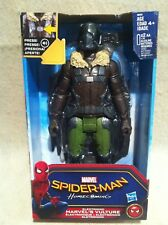 "Marvel Spider-man Homecoming MARVEL'S ELECTRONIC 12"" VULTURE! FACTORY SEALED!"