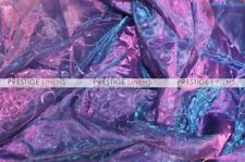 "Per Yard Organza Swirl Dress Apparel Fabric - 52"" Wide - Barney"