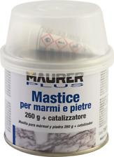 MASTICE STUCCO  PER MARMO E PIETRA LT O,150 CON CATALIZZATORE
