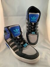 Adidas Hard Court Block Limited Edition Mens Shoes Trainers UK Size 9 | Q21924
