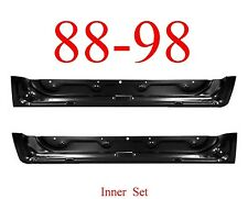 88 98 Front Inner Door Bottom Set, Chevy, GMC, Truck, Suburban, Crew Cab, L&R!!