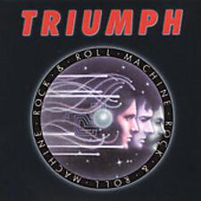 Triumph - Rock N Roll Machine [New CD] Triumph - Rock N Roll Machine [New CD] Re