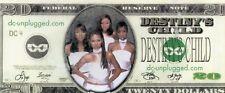 Destiny'S Child July 1, 2000 Concert Bill Souvenir Collectible Beyonce Collector