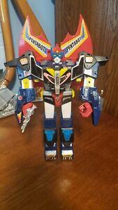 Vintage 1982 Pentabot Royal Condor Transformers 98% Complete Die Cast VERY RARE!