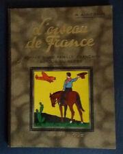 L'Oiseau de France 4 EO en Amérique Hédoin Hergé no Tintin