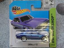 Chevrolet Blue Diecast Racing Cars