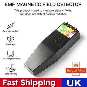K2 EMF Meter Ghost Hunting Magnetic Field Detector Paranormal Equipment 5 LED