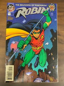 Robin Comic #0, October 1994. DC. The Beginning of Tomorrow. ( VF/NM CONDITION )