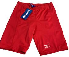 Mizuno 350177 Womens Softball Women's Sliding Shorts NWT Various Sizes Red