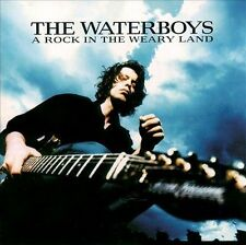 A Rock in the Weary Land by The Waterboys  New CD with 14 Songs     FAST SHIP