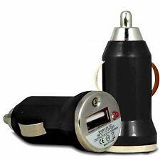2x  Mini-KFZ-USB-Adapter-Zigarettenanzuender-Mini-Auto-Ladegeraet-1000mA-12V
