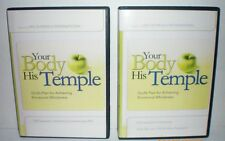Dr. Caroline Leaf Your Body His Temple 8 DVD Series