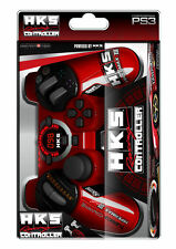 Brand NEW Factory Seal-in-Box HKS 10ft wired Racing Controller for PS3