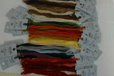 Gentle Arts  100 skeins, 1 each of 100 different colors