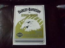 Service Manual HARLEY-DAVIDSON Dyna Glide Model 1993