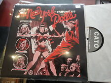 NEW YORK DOLLS 14 COVERS OF ORIGINAL SONGS REPRESS