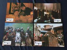 Lot de 16 photos d'exploitation de cinéma du film: SANS PEUR ET SANS REPROCHE
