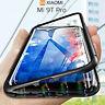 COVER per Xiaomi Mi 9T Pro CUSTODIA ORIGINALE MAGNETICA 360° VETRO TEMPERATO