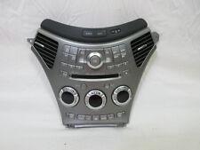 07-09 Subaru Tribeca climate control radio 6 CD changer faceplate