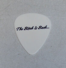 Lita Ford 2016 Dunlop Guitar Pick The Runaways Bitch is Back Dangerous Curves
