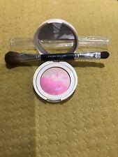 Laura Geller Baked Flambé Blusher Pink Velvet Pop - 5g full size & d/e Brush