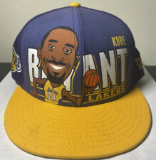Kobe Bryant Snapback Hat New Era 9FIFTY Lakers NBA Embroidered RARE Swag Cap